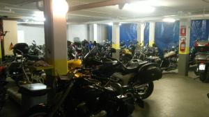 Bikehotel Toresela am Gardasee, Hotely  Nago-Torbole - big - 42