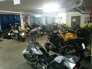 Bikehotel Toresela am Gardasee, Hotely  Nago-Torbole - big - 43