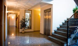 Hotel Alpina, Hotel  Villanueva de Arosa - big - 34