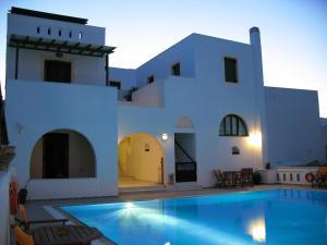 Aegeon Hotel, Hotels  Naxos Chora - big - 1
