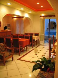 Aegeon Hotel, Hotels  Naxos Chora - big - 27