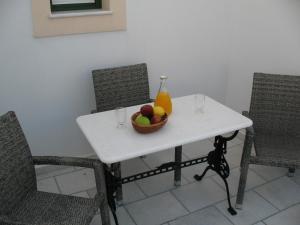 Aegeon Hotel, Hotels  Naxos Chora - big - 10