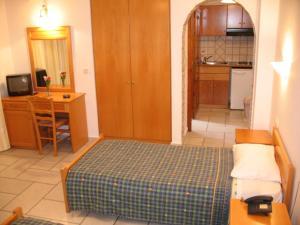 Aegeon Hotel, Hotels  Naxos Chora - big - 14