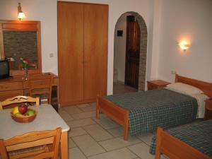 Aegeon Hotel, Hotels  Naxos Chora - big - 11