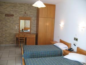 Aegeon Hotel, Hotels  Naxos Chora - big - 18