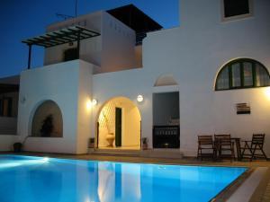 Aegeon Hotel, Hotels  Naxos Chora - big - 29