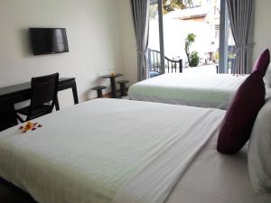 Paradise Hotel, Hotels  Hoi An - big - 36