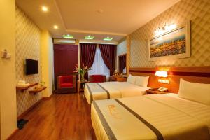 Home Hotel, Hotely  Hanoj - big - 15
