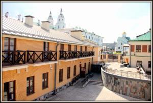 Отель Монастырский, Минск