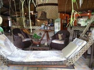 Pousada Coco Fresco, Гостевые дома  Пипа - big - 28