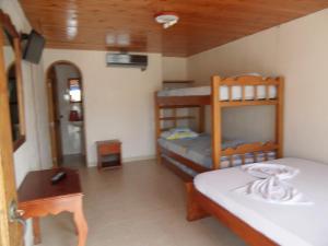 Hotel Playa Dorada, Guest houses  Coveñas - big - 4