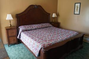 Номер с кроватью размера «king-size»