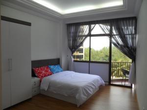 Lagenda Condominium Klebang Besar, Апартаменты  Мелака - big - 23
