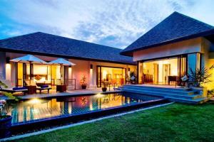 Villa Suksan Rawai, Villen  Rawai Beach - big - 43