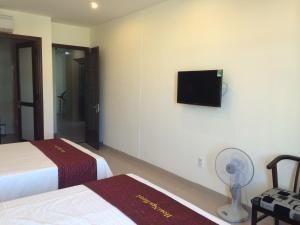 Hoai Nga Hotel, Отели  Дананг - big - 2