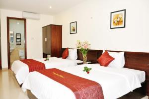 Hoai Nga Hotel, Отели  Дананг - big - 24