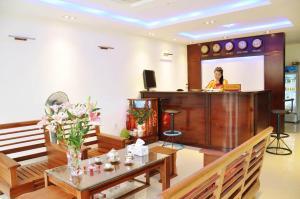 Hoai Nga Hotel, Отели  Дананг - big - 23