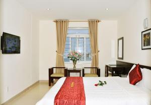 Hoai Nga Hotel, Отели  Дананг - big - 22