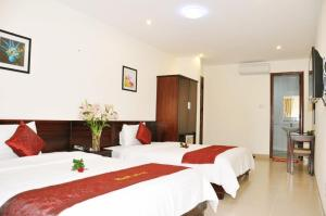 Hoai Nga Hotel, Отели  Дананг - big - 17