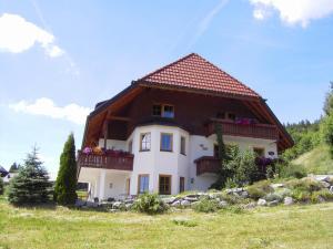 Haus Hubertus, Appartamenti  Ibach - big - 32