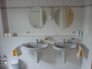 Haus Hubertus, Appartamenti  Ibach - big - 19