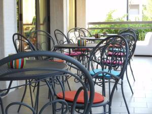 Hotel Lux, Hotely  Cesenatico - big - 56