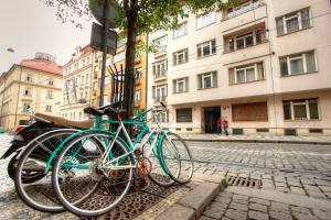 Kampa Park Apartment, Апартаменты  Прага - big - 4