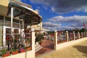 4 hviezdičkový hotel Hotel Plamena Palace Primorsko Bulharsko