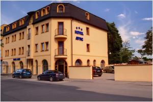 Accommodation in Liberecký