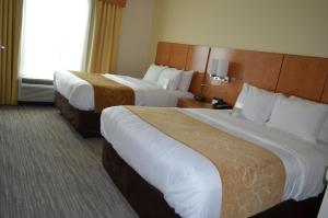 Comfort Suites Bossier City, Hotels  Bossier City - big - 7