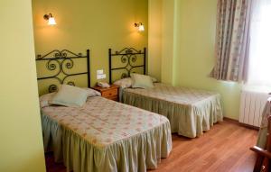Hotel Alpina, Hotel  Villanueva de Arosa - big - 18
