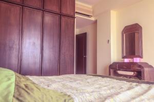 Ocean Palm Seaview Condo, Apartmány  Melaka - big - 42
