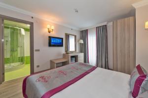 Dab Hotel, Szállodák  Esenyurt - big - 22