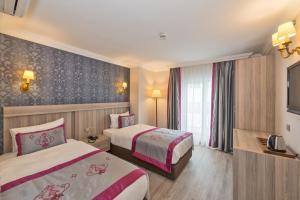 Dab Hotel, Szállodák  Esenyurt - big - 3