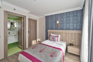 Dab Hotel, Szállodák  Esenyurt - big - 9