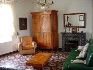 Villa avec piscine, Villen  Curçay - big - 12