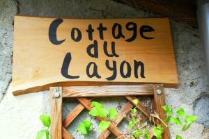 Le Cottage du Layon, Nyaralók  Nueil-sur-Layon - big - 2