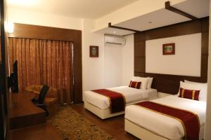 The Avenue Hotel & Suites, Hotel  Chittagong - big - 17
