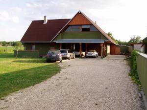 Penzion Pod Vápenkami, Guest houses  Strážnice - big - 57