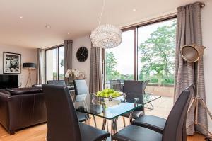 Pinnacle Residences - Central Cambridge, Apartmanok  Cambridge - big - 46