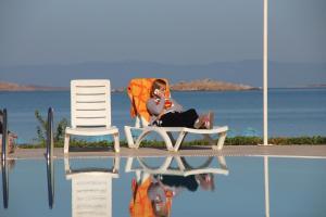 Apart Hotel Ege, Penzióny  Ayvalık - big - 40