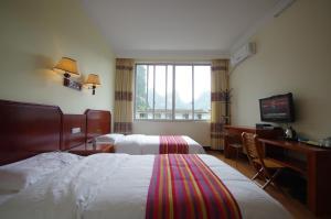 Yangshuo Luna Inn, Отели  Яншо - big - 1