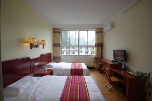 Yangshuo Luna Inn, Отели  Яншо - big - 16