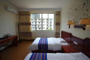 Yangshuo Luna Inn, Отели  Яншо - big - 3