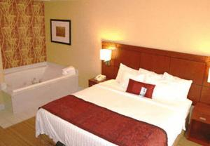 Courtyard by Marriott Traverse City, Отели  Traverse City - big - 31