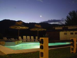 Cabañas Rio Mendoza, Chaty  Cacheuta - big - 1