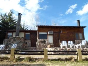 Cabañas Rio Mendoza, Lodge  Cacheuta - big - 21