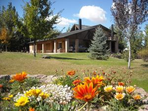 Cabañas Rio Mendoza, Lodge  Cacheuta - big - 4