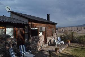 Cabañas Rio Mendoza, Lodge  Cacheuta - big - 2
