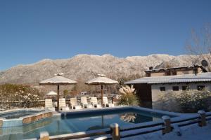 Cabañas Rio Mendoza, Lodge  Cacheuta - big - 6